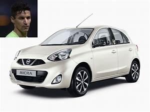 Voiture Nissan Micra : combien de temps un footballeur doit jouer pour s 39 acheter sa voiture jesus navas et sa nissan ~ Nature-et-papiers.com Idées de Décoration