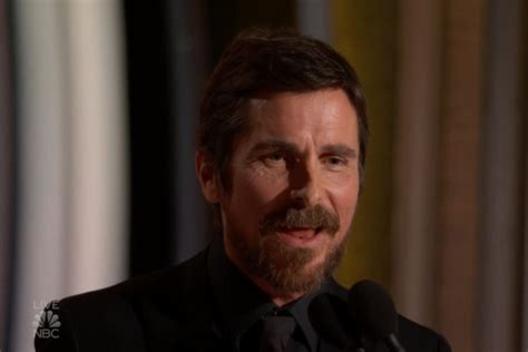 Christian Bale Says Thank You Satan For Inspiration