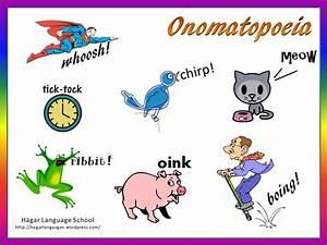Onomatopoeia | Hägar Language School
