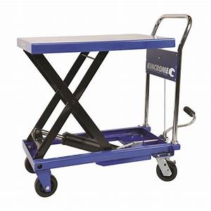 Hydraulic Lift Table 300kg