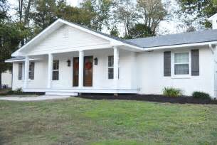 Delightful Adding Porch To Ranch House by Ranch House With Front Porch Addition Www Imgkid