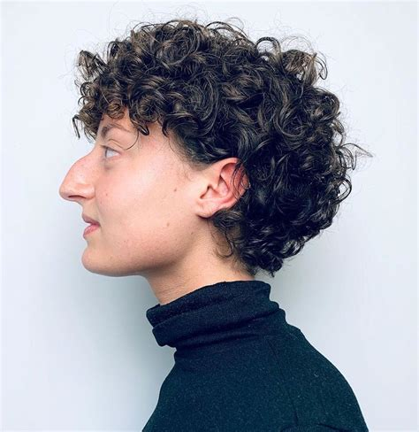 50 Best Haircuts and Hairstyles for Short Curly Hair in