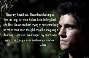 Tobias And Tris Quotes. QuotesGram