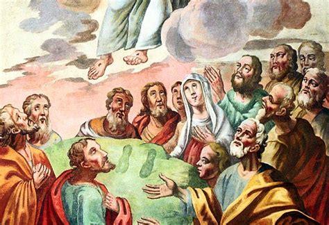 """Der tag christi himmelfahrt ist ein christlicher feiertag, der zugleich in ganz deutschland gesetzlicher feiertag ist. Christi Himmelfahrt: """"Als er in den Himmel aufgenommen ..."""