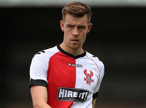 Former Macclesfield striker Joe Ironside joins Cambridge ...