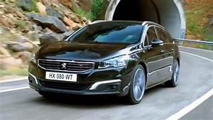 Peugeot 508 Sw Gt : video 2015 peugeot 508 sw gt facelift hd youtube ~ Medecine-chirurgie-esthetiques.com Avis de Voitures