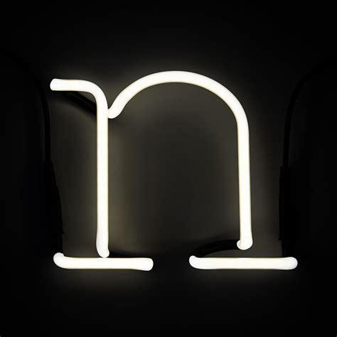 Seletti Neon Wall Light - Letter N - IWOOT UK