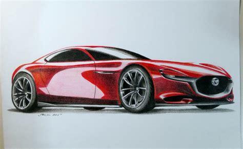 Mazda Rx-vision Concept By Skyree010 On Deviantart