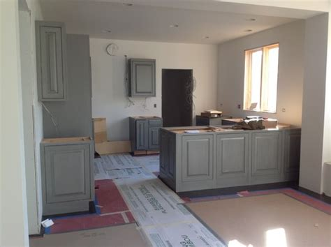 paint colors to go with gray cabinets room color for gray kitchen cabinets