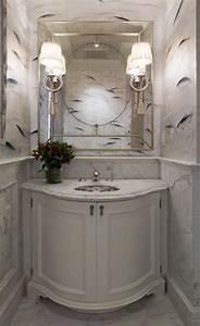 Salle De Bain Marbre Blanc : salle de bain design au style intemporel design feria ~ Nature-et-papiers.com Idées de Décoration
