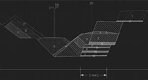 Range Diagrams Of Dragline Operation In Vulcan