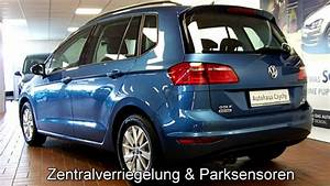 Volkswagen Golf Sportsvan Confortline : volkswagen golf sportsvan 1 4 tsi dsg comfortline hw517978 pacific blue autohaus czychy youtube ~ Medecine-chirurgie-esthetiques.com Avis de Voitures