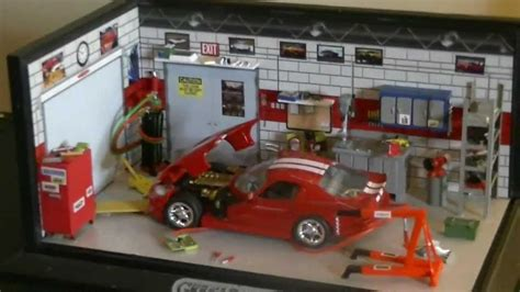 Bido Costruzioni Related Image Shadow Boxes Custom Garages Diorama