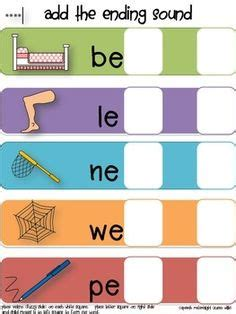 phoneme deletion images phonics kindergarten