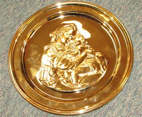 madonna della seggiola  raphael limited edition collector plate lincoln mint  current