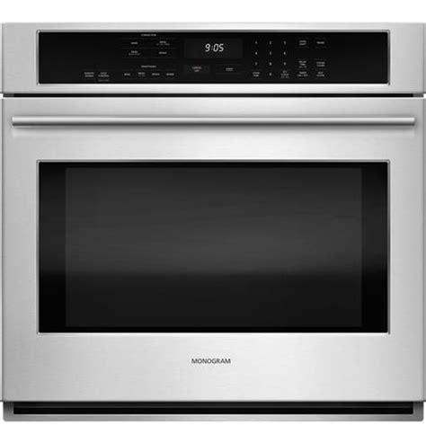 zetshss monogram  electric convection single wall oven ge appliances parts