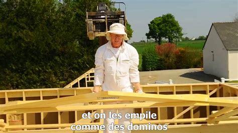maison ossature bois en kit autoconstruction tiro