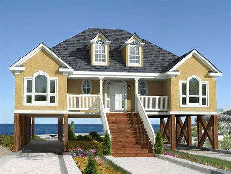 Low Country Or Beach Home Plan