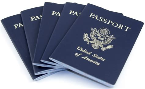 Types Of Passports Issued In Usa