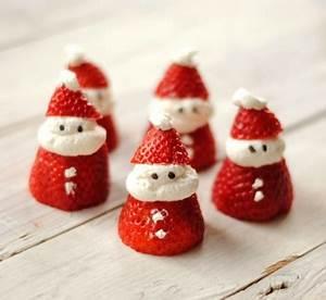 Ideas Healthy Christmas snacks