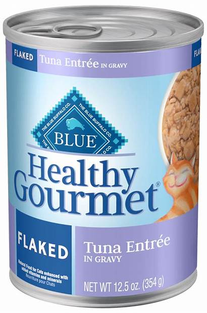 Cat Healthy Canned Gourmet Tuna Flaked Gravy