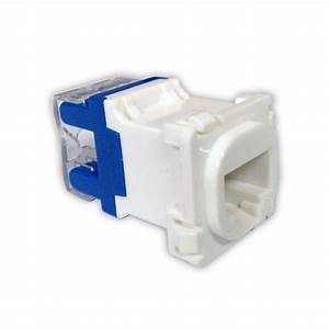 Cat6 Clipsal Compatible Rj45 Connector  Cits