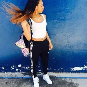 Black adidas joggers | More Adidas joggers Black adidas and Adidas pants ideas