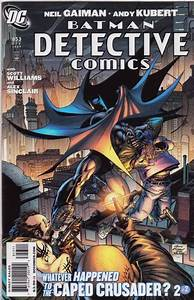 Detective Comics #849 - Heart of Hush Part 4: Scars (Issue)