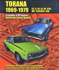 Holden Torana Lc  Lj  Lh  Lx  U0026 Uc Gtr Xu1 Slr5000 A9x 1969
