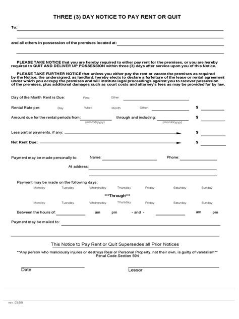 california rent and lease template free templates in pdf