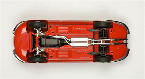 AUTOart: Jaguar E-Type Roadster Series I 3.8 - Red (73601 ...