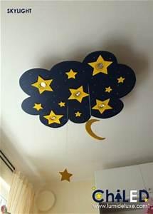 Sternenhimmel Kinderzimmer Decke : chiled kinderleuchten lumideluxe led lighting design for lifestyle ~ Markanthonyermac.com Haus und Dekorationen