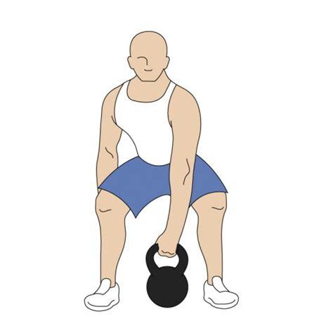 kettlebell squat minute rack blast complex muscle fat build push pull