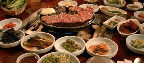 cuisine coreenne cuisine coréenne corée chine informations