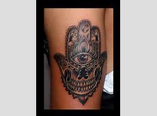 Mano Hamsa Tattoo Tattoo Art