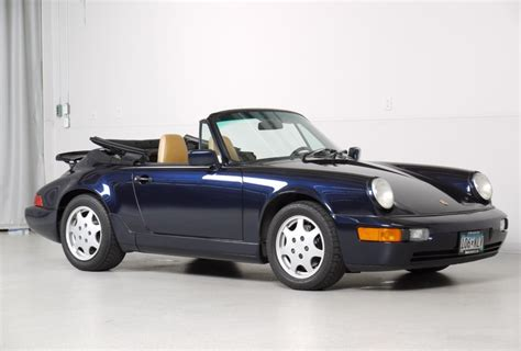 free online auto service manuals 1991 porsche 911 on board diagnostic system 1991 porsche 911 carrera 4 cabriolet 5 speed for sale on bat auctions sold for 35 000 on