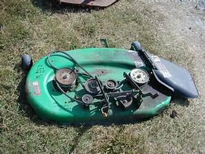 20 John Deere Sabre Hydro Riding Lawn Mower 40 U0026quot  Deck