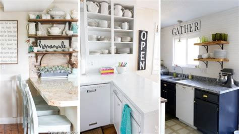 creative countertop ideas 10 creative diy kitchen countertop ideas