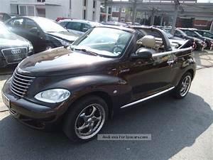 2006 Chrysler Pt Cruiser Convertible 2 4 Turbo Gt    Lpg