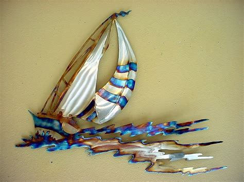 Sailboat Sailor Sailing Steel Metal Wall Art Blue Water. Decorative P Trap. Decorating Ideas For Living Room Corners. Rooms For Rent Lafayette Indiana. White Decorative Pillow. Hon Conference Room Tables. Indoor Home Decor. Room Table. Dallas Cowboys Decor