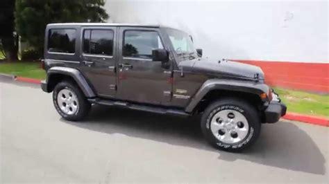 2014 jeep wrangler unlimited granite