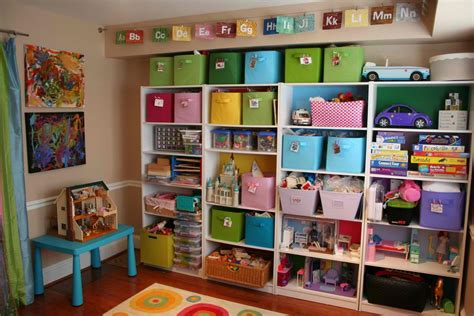 Best Ideas For Kids Toy Storage €� The Home Redesign
