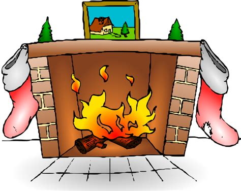 Fire Place Clip Art At Clker.com