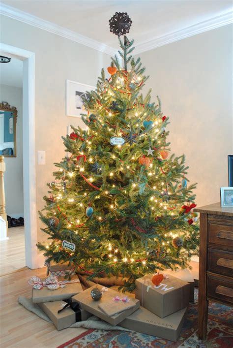 charming christmas tree decorating ideas