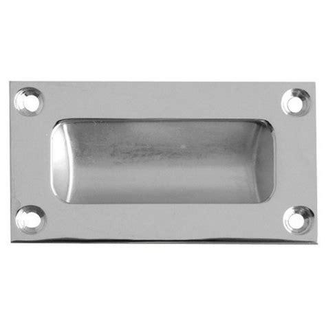 frelan rectangular flush pull handle jv flush pulls door handles