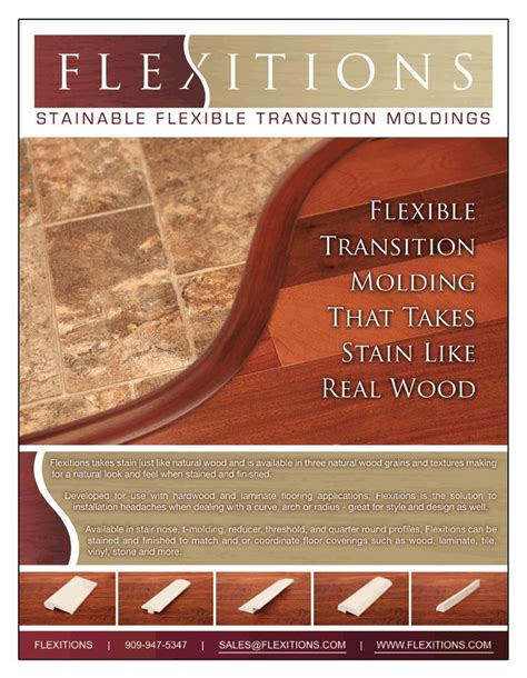Curved Transition For Laminate Flooring by This Looks Promising For Our Carpet Tile Transition To