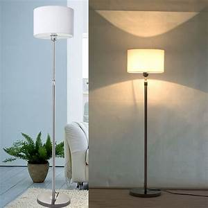 stainless steel lamp pole floor lamp fashion remote With floor lamp with remote control dimmer