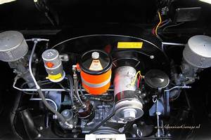 Porsche 356a Speedster 1600 T1  1957 Details