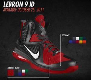 Nike LeBron 9 iD Preview - SneakerNews.com