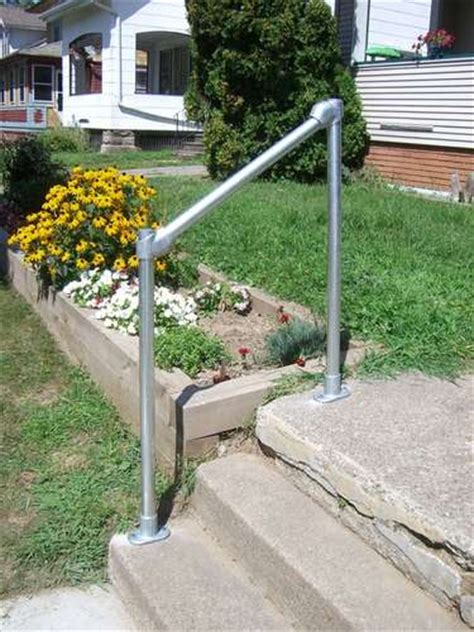 How To Make A Handrail On Existing Concrete  Ehow Uk